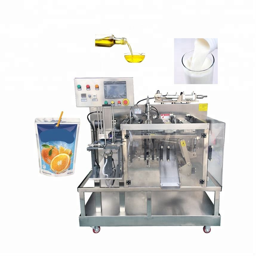 Small carbonated drink filling machine soda water filling machine juice