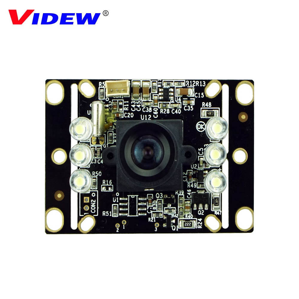 1/4inch CMOS IR thermal camera module with YUV422 video output