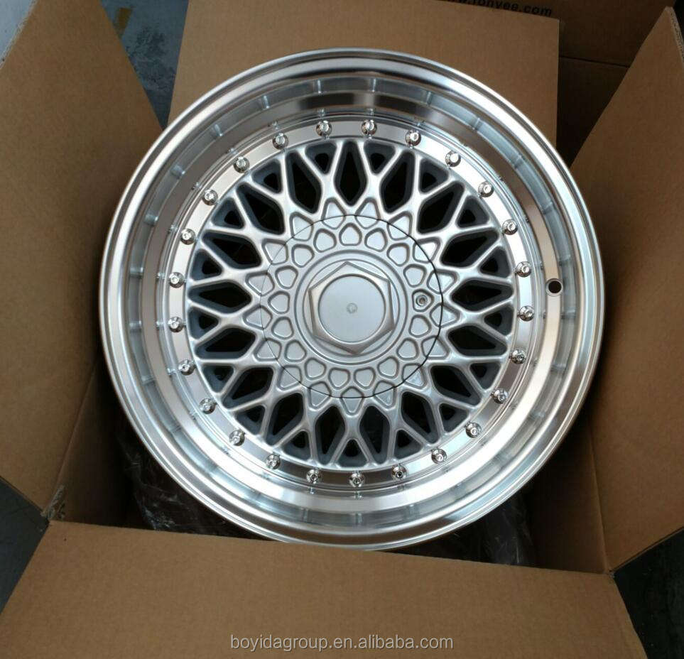 Reasonable price replica alloy wheels F60977