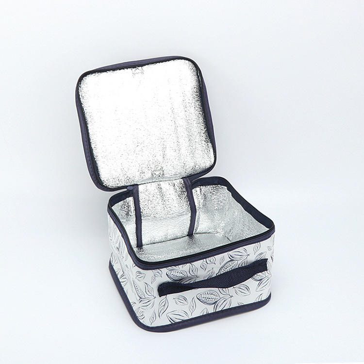 High quality pp nonwoven insulated lunch box cooler bag