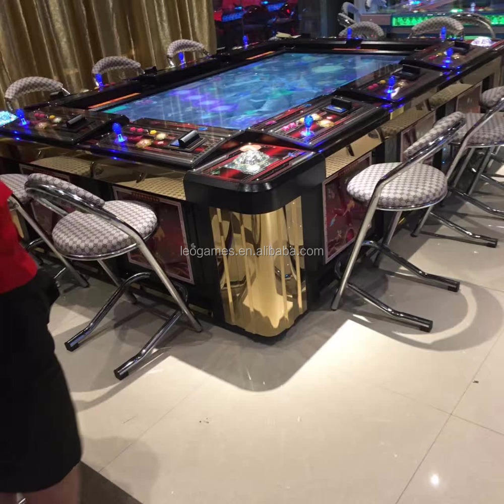 10 seat ocean king IGS game casino ocean star gambling game arcade fishing game machines