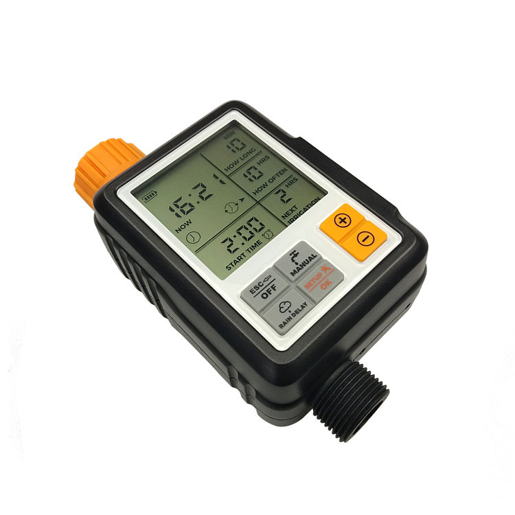 Garden And Outdoor Irrigation Water Controller System Electronic Water Timer Digital Irrigation Timer