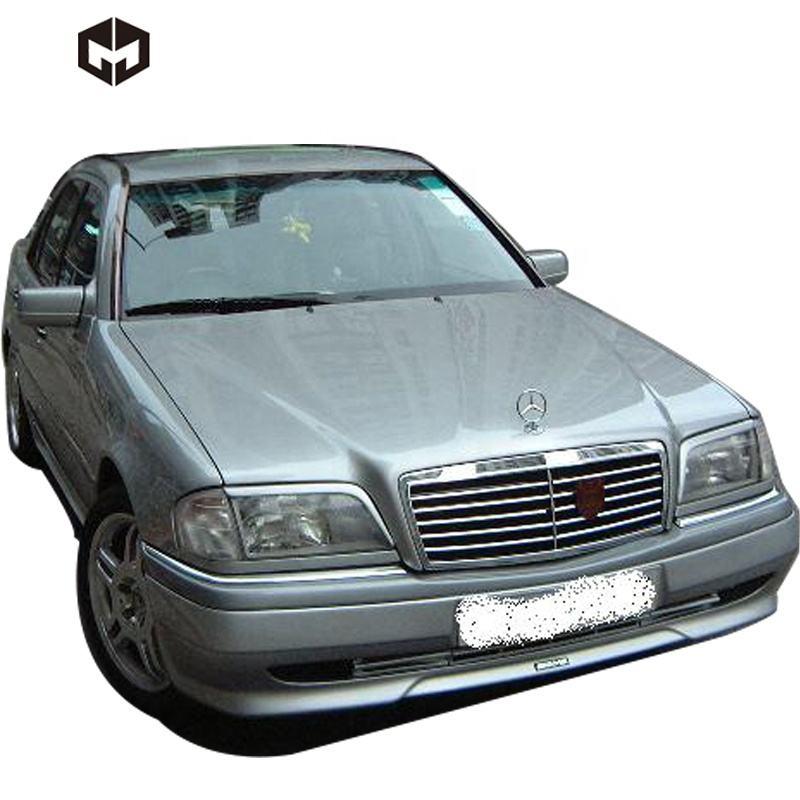 Headlight Lower Molding Trim PAIR fits 1994-1997 MB C-Class W202