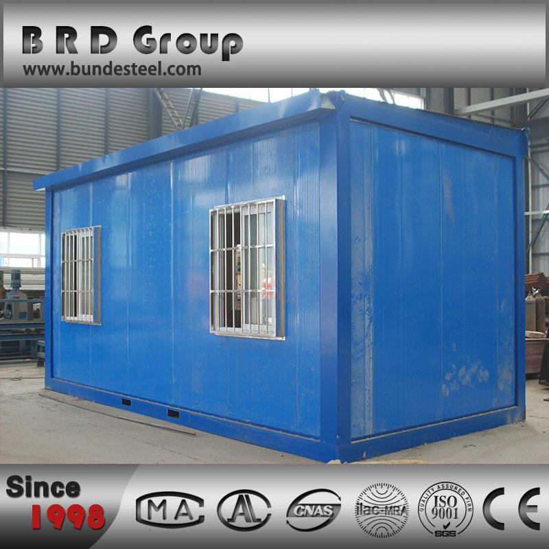 Высокое качество современного Каркасные дома контейнер дом с стальной конструкции