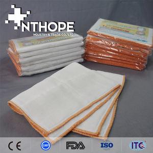 100% cotone traspirante panno di pulizia del pavimento