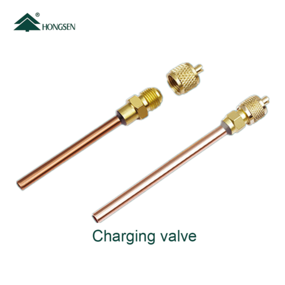Refrigerant Charge Valve  Access Valve  R134A Charging Valve