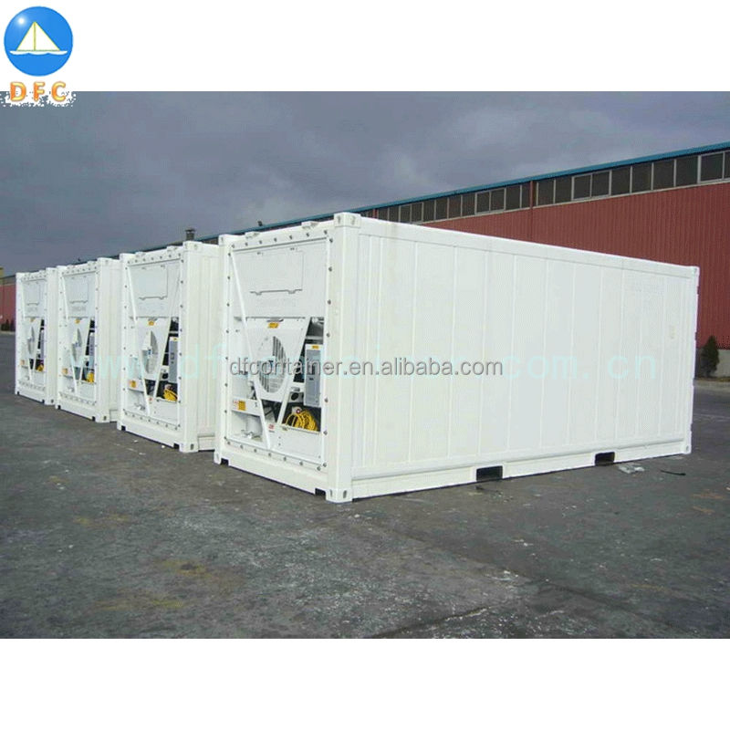 China 40ft Fresh Vegetable Refrigerated Containers Reefer ContainerためSales