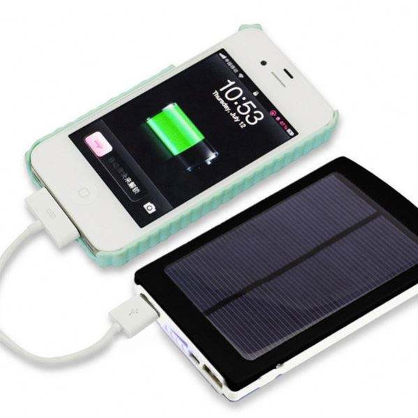 Top External Battery Power Bank Charger Solar Charger