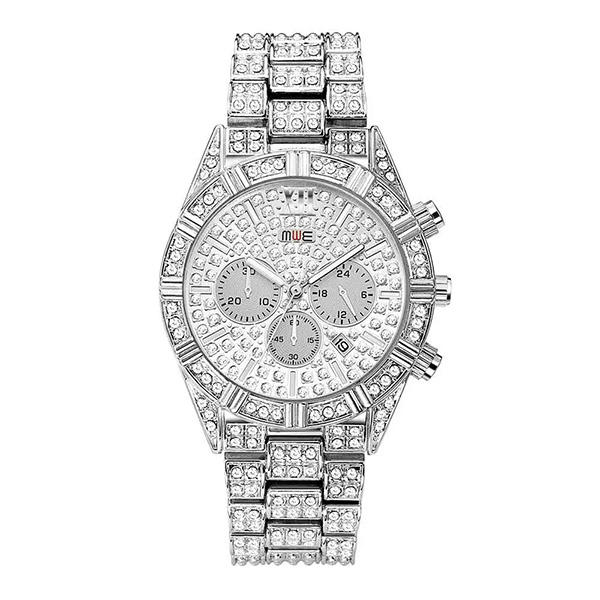 wholesale hot sale hiphop iced out mens full diamond bling bling watch
