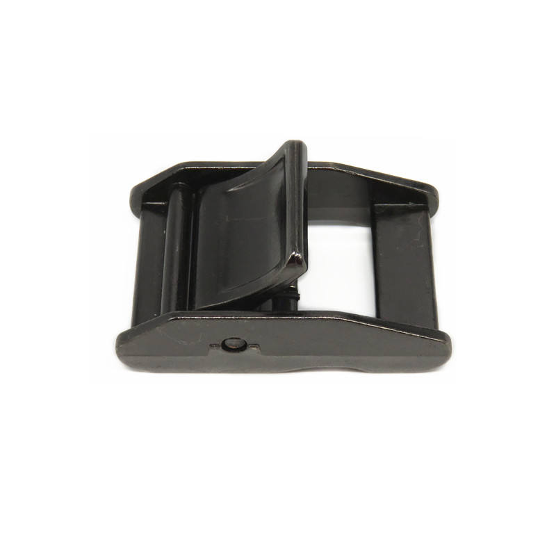 Hot Selling Safty Heavy Duty Metal Black Ratchet Trimming Cam Lock Buckle