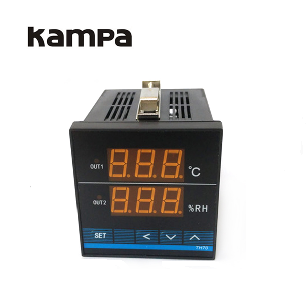 High Quality Temperature Humidity Controller TH70 With 2M Sensor