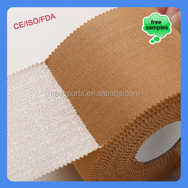 Rigid Strapping tape equal to Leukoplast