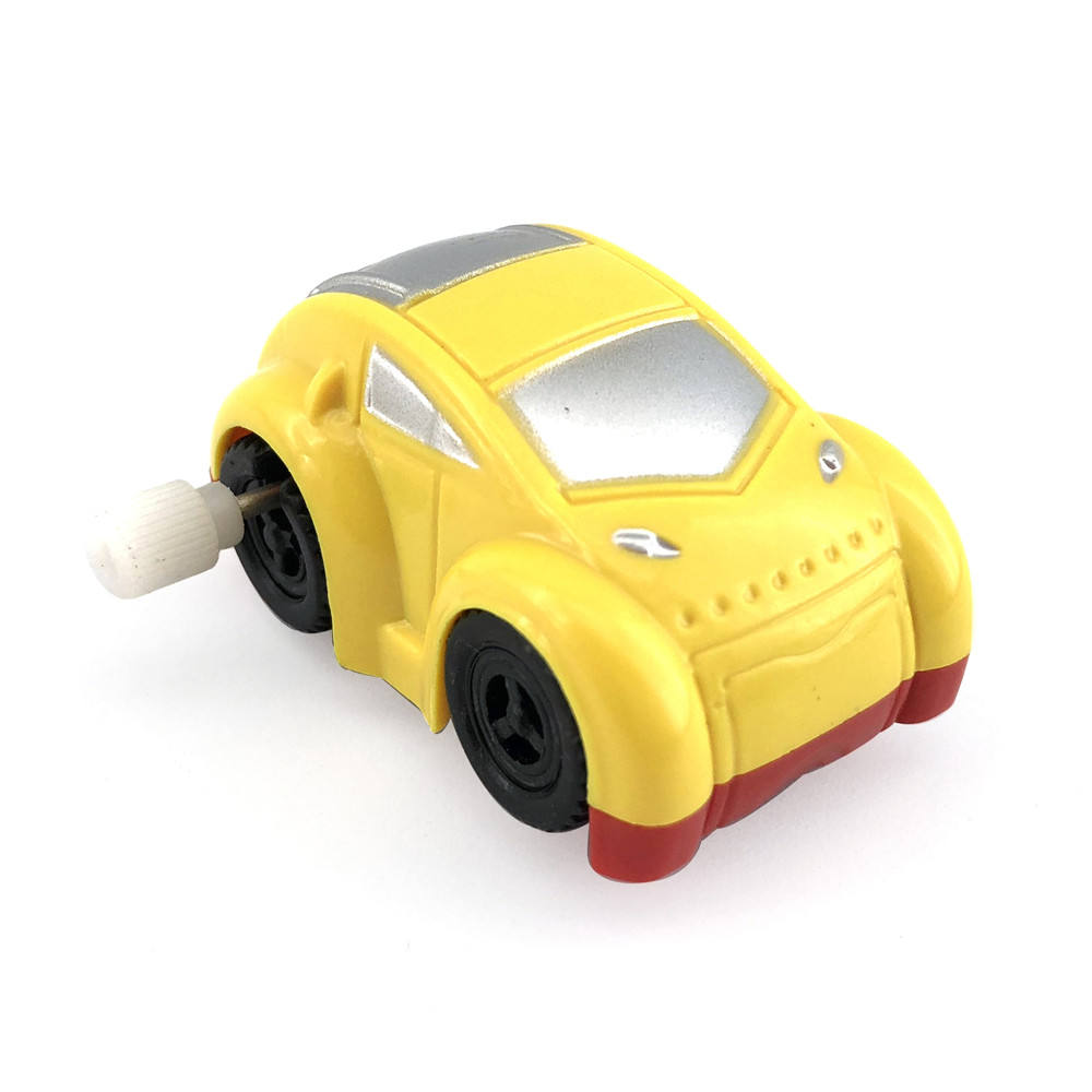 Promotional gift mini skip plastic wind up toy car from China