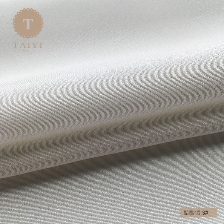 Wholesale Price Polyester Satin Fabric Factory For Wedding