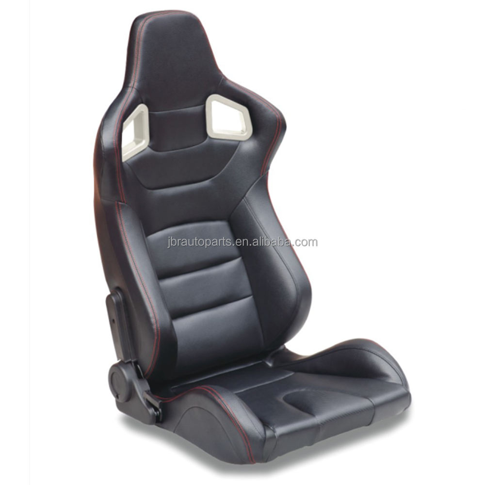 Racing Universal Sport Verstelbare Auto Pvc Cover Car Racing Seat
