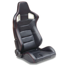 Racing Universal Sport Adjustable Auto PVC Cover Car Racing Seat