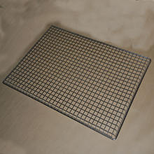 304 food grade Stainless Steel Oven Wire Mesh Baking Tray