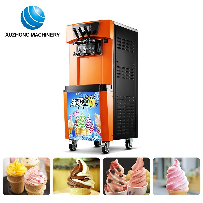 Factory Soft Ice Cream Maker