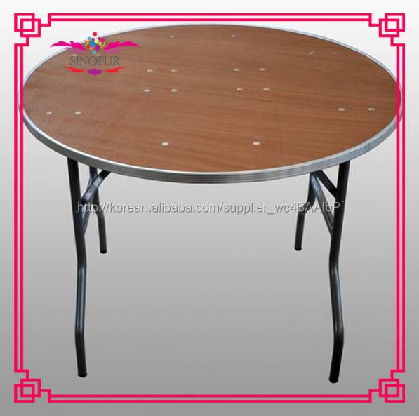 도매 합판 연회 접이식 테이블