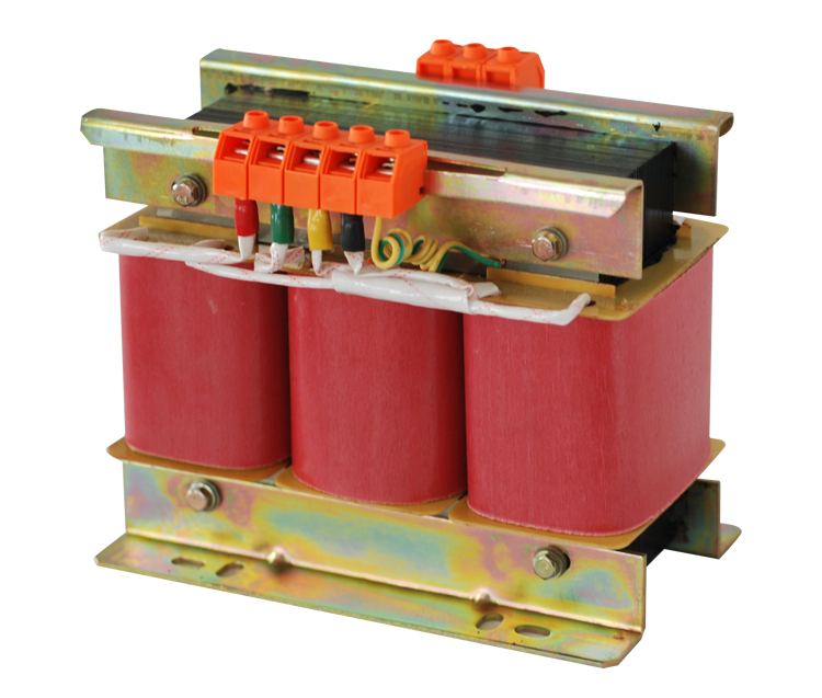 Solid Electric pure copper wire 3 phase 5kw electrical transformer