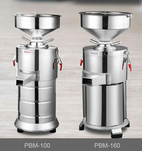 Hot Sale Peanut Butter Maker Machine Professional / Industrial Peanut Butter Production Equipment