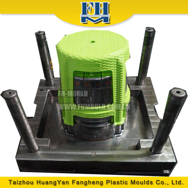 new design rattan stool mould adult stool injection mold maker
