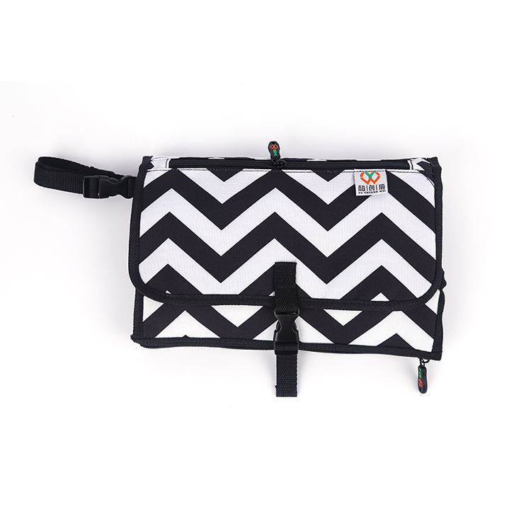 Travel Diaper Changing Pad Baby Diaper Changing Mat Clutch Bag