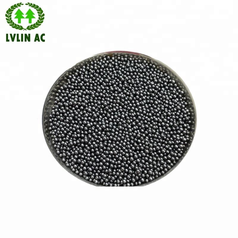 Spherical activated carbon nano mineral crystal activated carbon