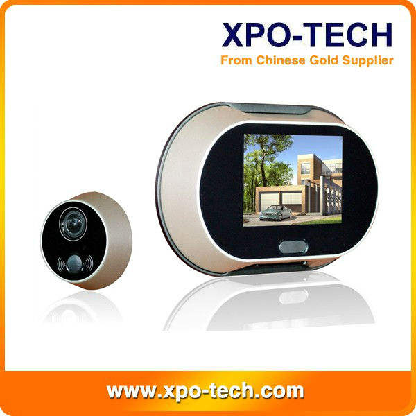 WDV-1006 Hot sale electronic door peephole viewer