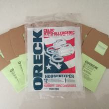 Oreck PKBB12DW  12 Pack Vacuum Cleaner Bags