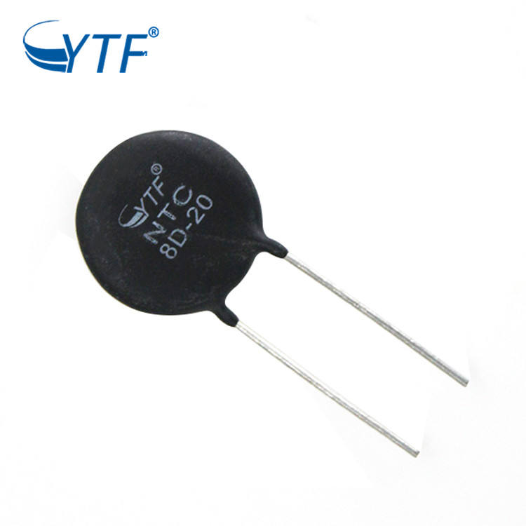 Temperature Sensor Mf72 Power Manufacture Good Quality Ntc Thermistor 8d-20