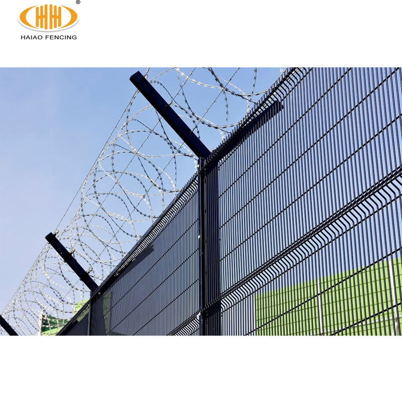 China Wholesale industrial airport security fence netting