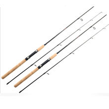 Peche Fishing Rods Carbon Fiber Olta Pesca Guide Fishing Spinning Rod