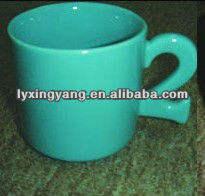 à café en céramique& tasse à thé avec poignée spéciale, pantone tasse