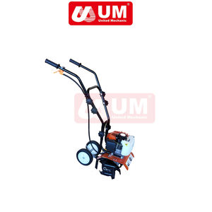 China gute verkauf HPT520 mini power tiller 52cc 2 hub mini power weeder