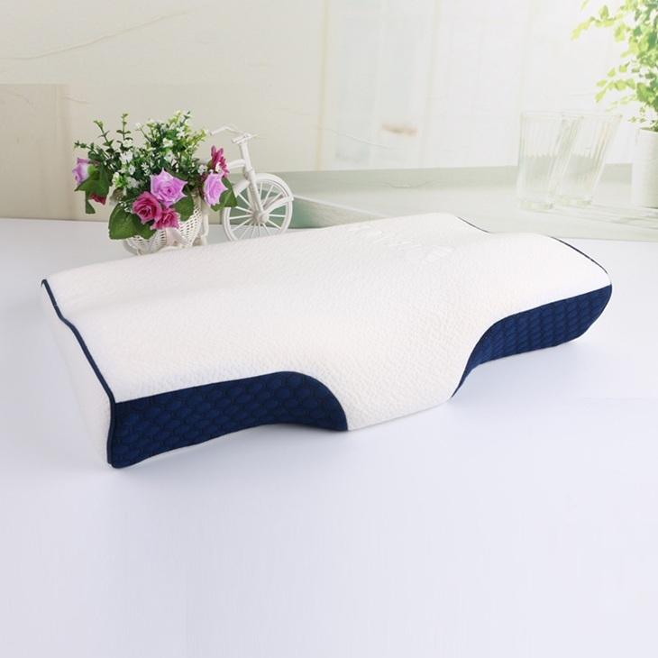 Memory Foam Pillow Factory In China Sleep Innovations bamboo Contour Memory Foam Pillow Anti-snoring
