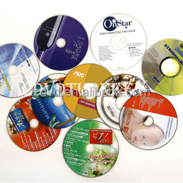 15 years China CD DVD replication and printing factory