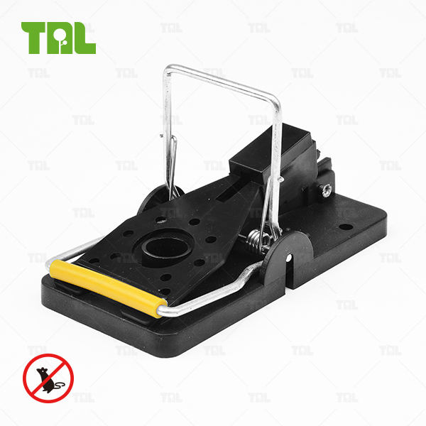 Black Metal Mouse Snap Trap (TLPMT0502)
