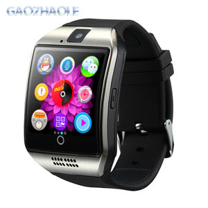 2020 Hot Sale Smartwatch Q18 Android Smart Watch With SIM Card and Camera Mobile Watch Phone For Samsung Galaxy S8