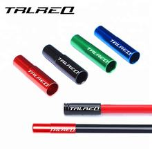 Fine aluminium alloy  Mountain bike line cap brake line shifter tube 4/5mm line cap A variety of colors are available
