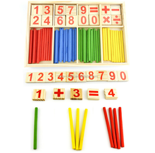 high quality children toy counting sticks for counting numbers