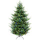 210cm high end Realistic Artificial PE PVC Christmas Tree Premium Spruce Hinged Tree