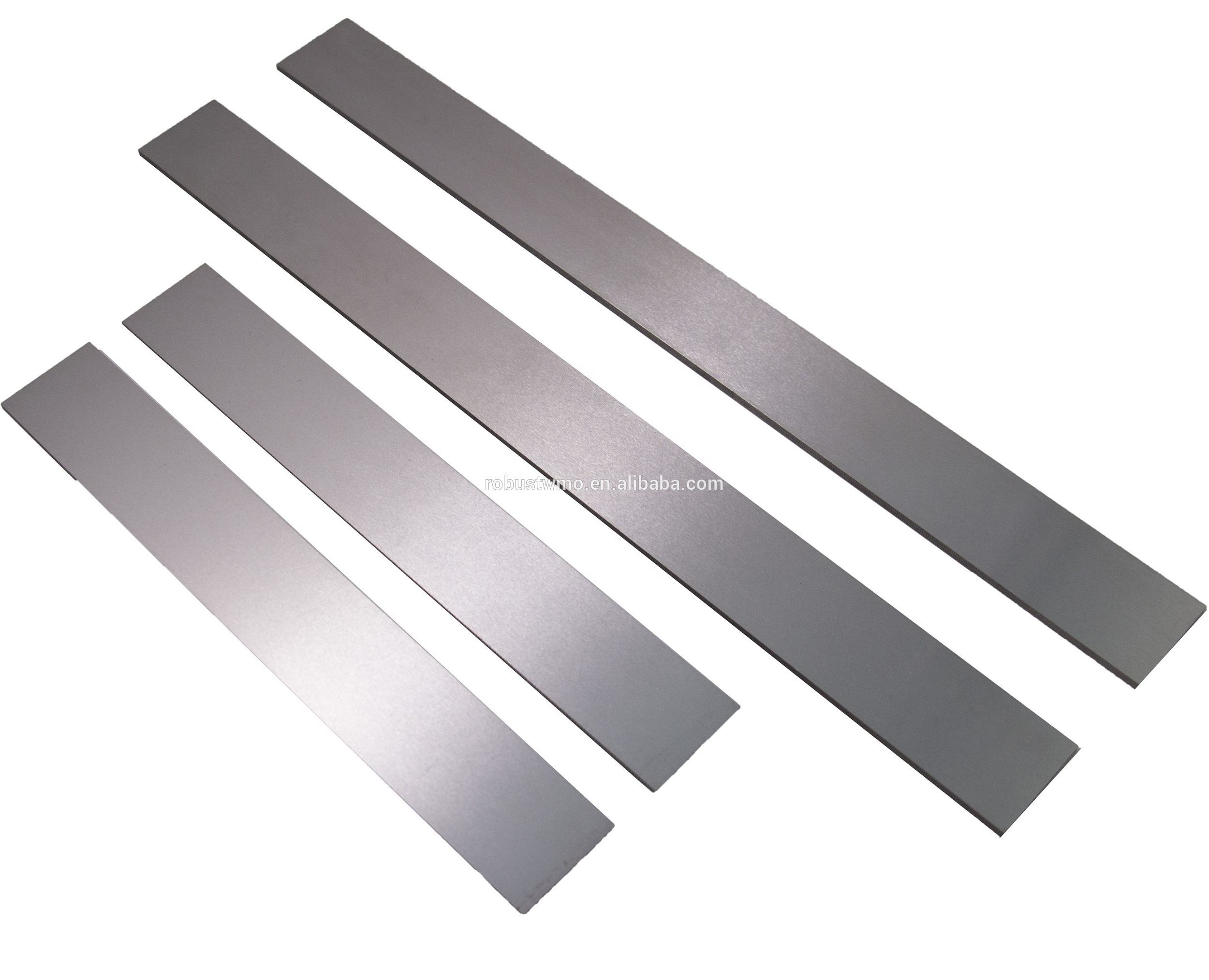 Thickness 0.085mm Tungsten Foil For Medical Usage