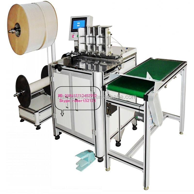 DWC-520A Automatic Double wiro binding machine