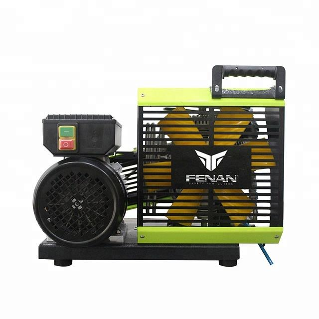 Special design widely used SCBA portable air compressor for sale