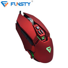 2018 FUNSTY RGB Gamer New Gaming Mouse