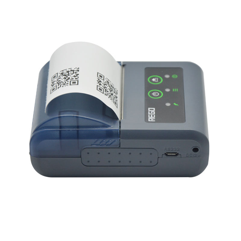 RG-MTP58A Android Of Ios Ondersteund 58 Mm Mini Android Mobiele <span class=keywords><strong>Draagbare</strong></span> Printer -B