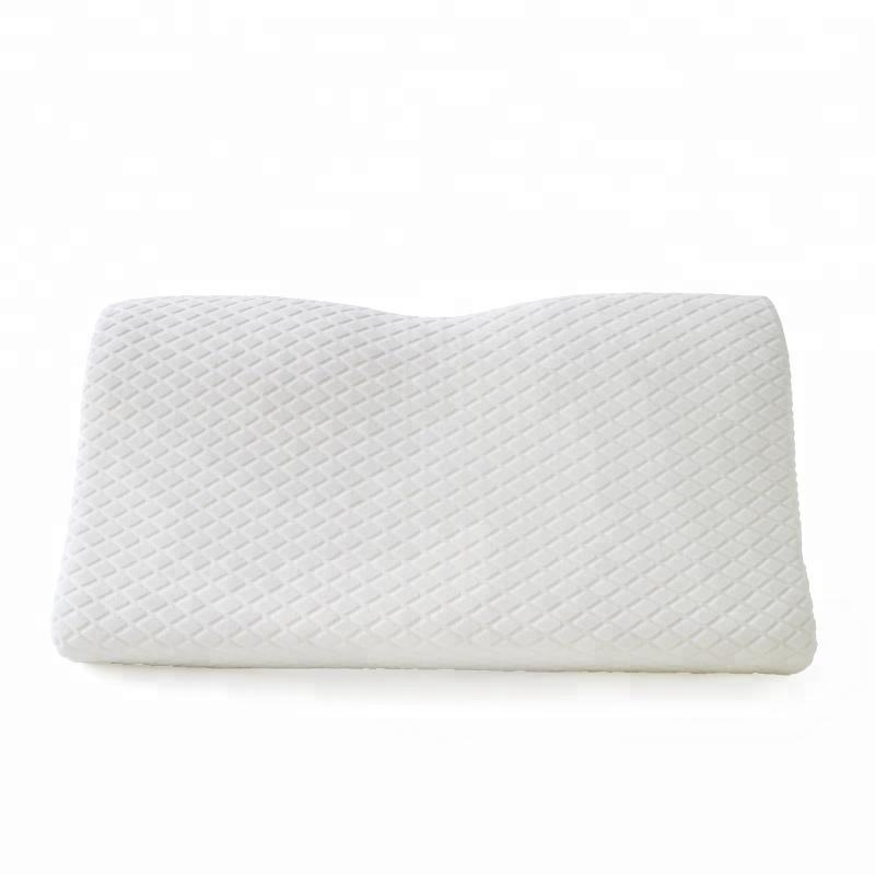 Butterfly Shaped Hypoallergenic Orthopedic neck pillow Anti Snore Visco Elastic Pillow Memory Foam Pillow For home