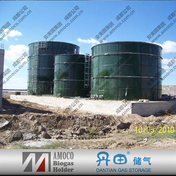 Large Size projects Biogas Digester Tanks/AD Tanks/Septic Tanks