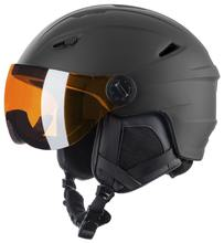Cooling In Mold Ice Skating Snow Helmets Ski Helmet With Visor